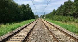 Połączenie kolejowe Grabowno Wlk - Twardogóra nieczynne