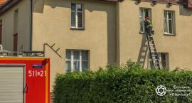 Interwencja strażaków na 11 Listopada