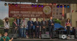 Inauguracja Dni Europy oraz Jarmarku Produktu Lokalnego LGD