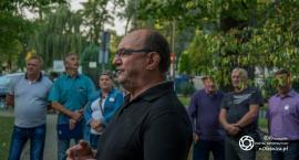 Spotkanie KW Jana Bronsia oraz kandydatów do rady miasta z mieszkańcami Oleśnicy - FOTO - VIDEO