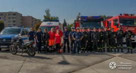 Europejski Dzień Bez Ofiar Śmiertelnych na Drogach - pokaz ratowniczy - FOTO - VIDEO