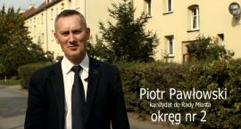 Spot wyborczy Piotra Pawłowskiego - Moje Miasto