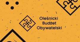 Głosowanie nad projektami do Oleśnickiego Budżetu Obywatelskiego 2019 w toku
