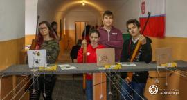 Zawody strzeleckie młodzieży z SP i Gimnazjum