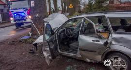 Wypadek w Stradomi i dramatyczna walka o życie 28 - latk