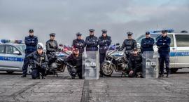Kalendarz z oleśnickimi policjantami