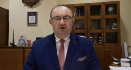 Apel burmistrza Jana Bronsia o powstrzymanie nienawiści - WIDEO