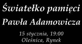 Weź udział w Światełku pamięci Pawła Adamowicza