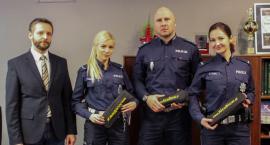 Gmina zakupiła alkosensory dla oleśnickiej policji