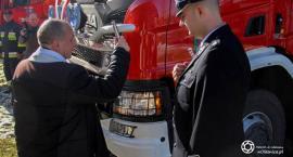 Nowe wozy dla strażaków z Twardogóry i Domasławic