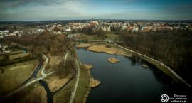 Oleśnica okiem drona - zobacz swoje miasto z góry