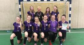 II miejsce w Finale Strefy Wrocławskiej w Halowej Piłce Nożnej Dziewcząt