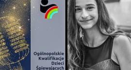Klaudia Tomczyk finalistką Festiwalu Piosenki i Tańca w Koninie