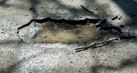 Możesz zgłosić dziury w jezdni - zobacz gdzie