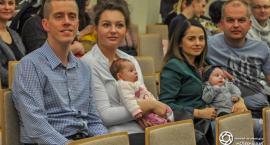 Powitanie najmłodszych mieszkańców Oleśnicy