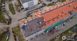 Remont budynku gminnej podstawówki