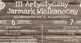 Biblioteka i Forum Kultury w Oleśnicy zaprasza na III Artystyczny Jarmark Wielkanocny