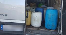 Policjanci udaremnili kradzież paliwa na ponad 10 tyś. złotych