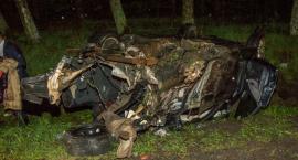 Śmiertelny wypadek na DK 25 koło Ostrowiny