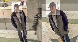 Policjanci proszą o pomoc - rozpoznajesz tego mężczyznę?