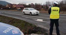 Akcja drogówki -