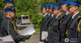 Obchody Dnia Strażaka i pożegnanie komendanta
