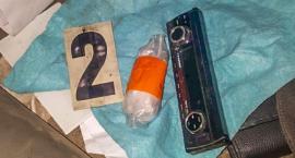Ponad 370 porcji narkotyków - wpadł podczas kontroli drogowej