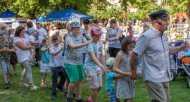 Festyn Rodzinny w Parku Oleśnickich Kolejarzy