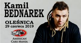 Kamil Bednarek wystąpi podczas zlotu American Cars Mania