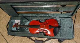 Policjanci zatrzymali sprawcę kradzieży instrumentu