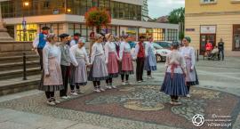 Występ Basków na oleśnickim rynku - VIDEO