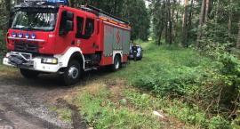 Skoda uderzyła w drzewo koło Malerzowa