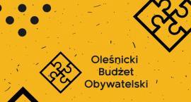 Oleśnicki Budżet Obywatelski - wnioski można składać do końca sierpnia
