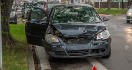 Na Wrocławskiej zderzyły się dwa auta