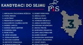 Bartnik kandyduje z ramienia PiS do Sejmu