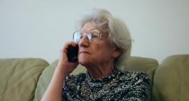 """Apel policji do seniorów - wciąż dochodzi do oszustw metodą """"na wnuczka"""""""