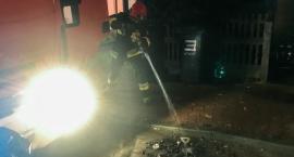 Interwencja strażaków na Stolarskiej