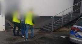 Zatrzymali podejrzanych o wysadzenie bankomatu