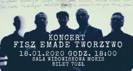 Koncert FISZ EMADE TWORZYWO - Inauguracja Roku Kulturalnego
