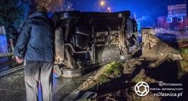 Wypadek w Solnikach