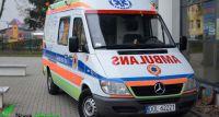 Ambulans dla ratowników - ZDJĘCIA