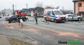 Wypadek przy Pogodnym Centrum