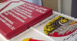 100 kilogramowy tort
