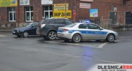 Zdarzenie drogowe na Wałowej