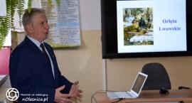 O orlętach lwowskich w szkole gminnej