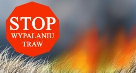 Wypalanie traw jest nielegalne