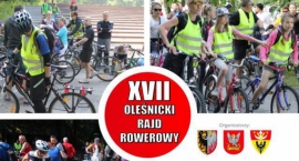 XVII Oleśnicki rajd rowerowy