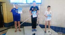 Sukcesy młodych pływaków