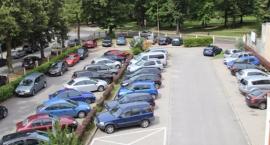 Starostwo rozbudowuje swój parking