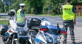 Weekendowe kontrole policji
